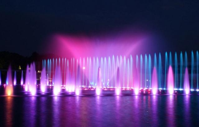Закриття сезону роботи фонтанів у Вроцлаві заплановано на 31 жовтня