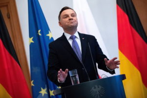 Анджей Дуда: Польща розуміє позицію Дональда Трампа в справі INF