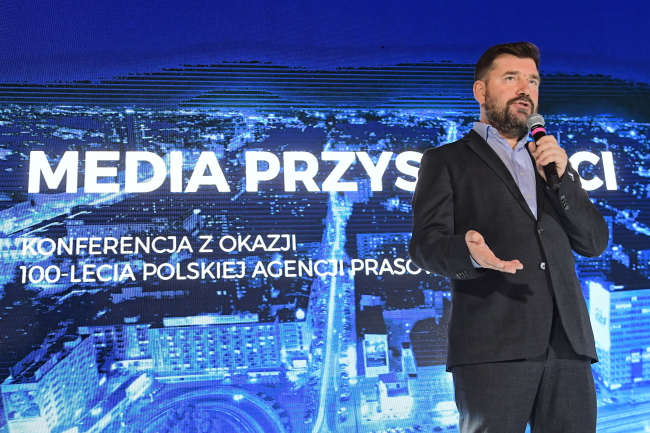 Польське пресове агентство відзначає сторіччя своєї діяльності