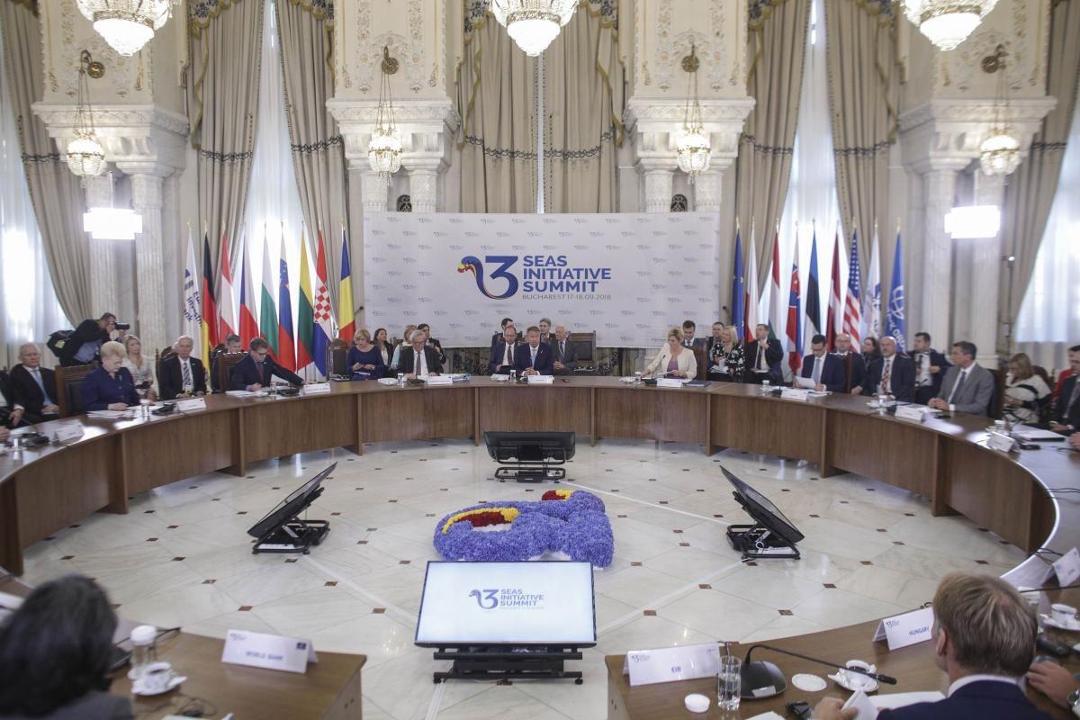 Спікер Сейму Польщі виступає за включення України до «Ініціативи трьох морів»