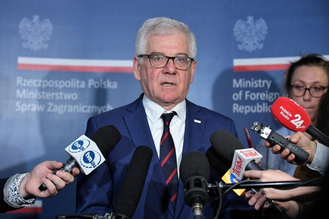 МЗС: Польща хоче поліпшення взаємин з Білоруссю та Україною