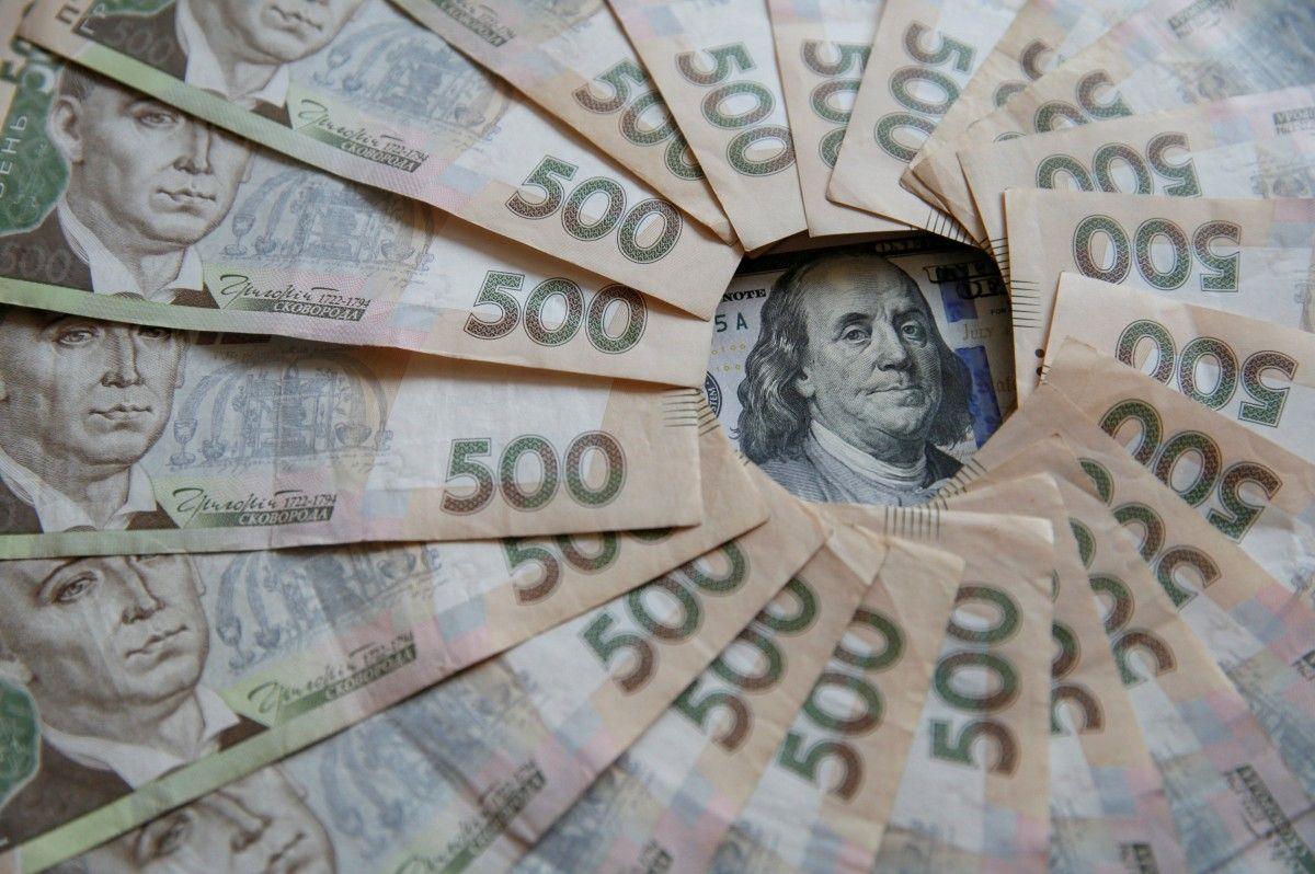 Мінфін знову позичив на внутрішньому ринку більше мільярда гривень