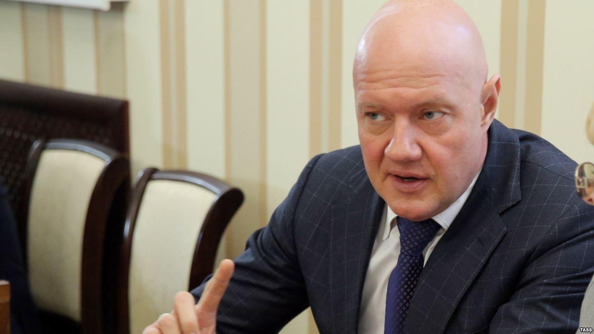 """У Москві затримали """"віце-прем'єра"""" Криму Нахлупіна"""