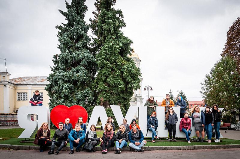 Формуючи спільну пам'ять: учасники польсько-українського виїзного семінару відвідали Луцьк