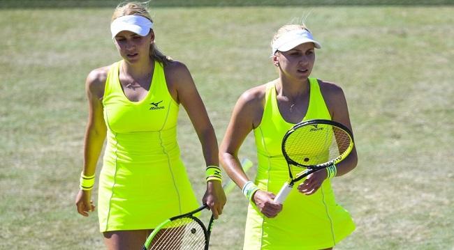 WTA Elite Trophy. Сестри Кіченок перемагають на старті турніру