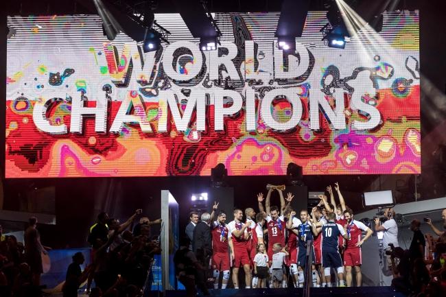 Збірна Польщі виграла Чемпіонат світу з волейболу