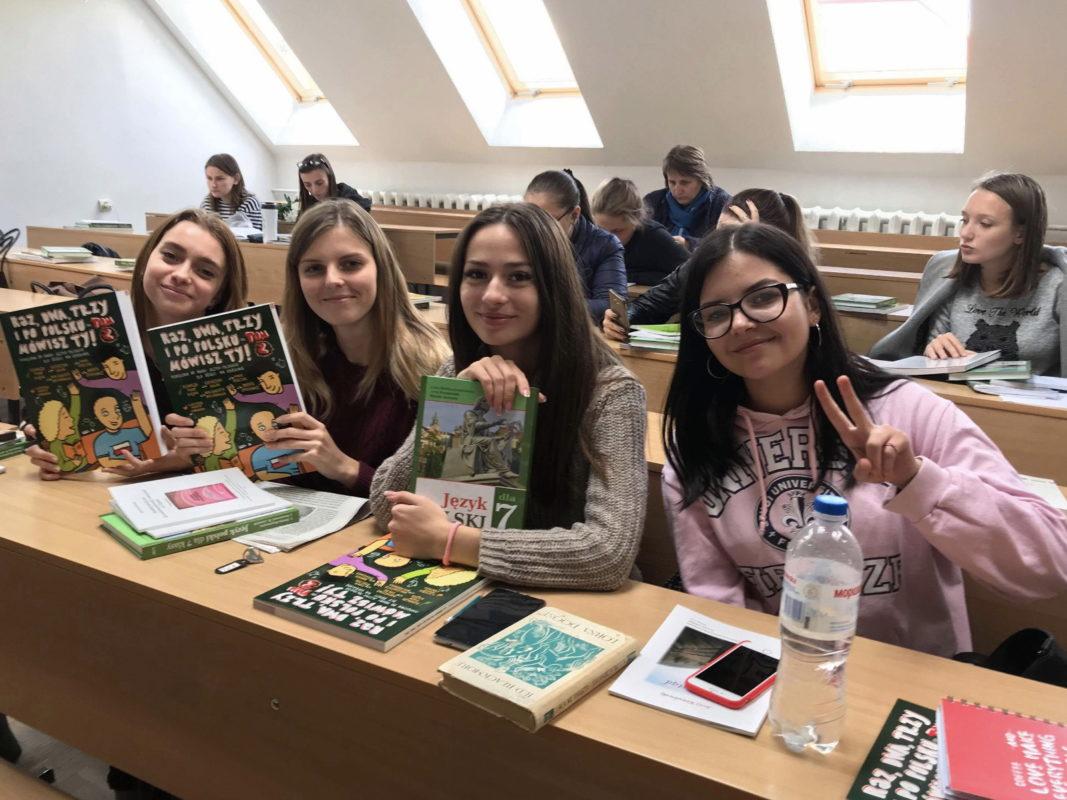 У Луцьку полоністи ознайомилися з культурологічним підходом у викладанні польської мови