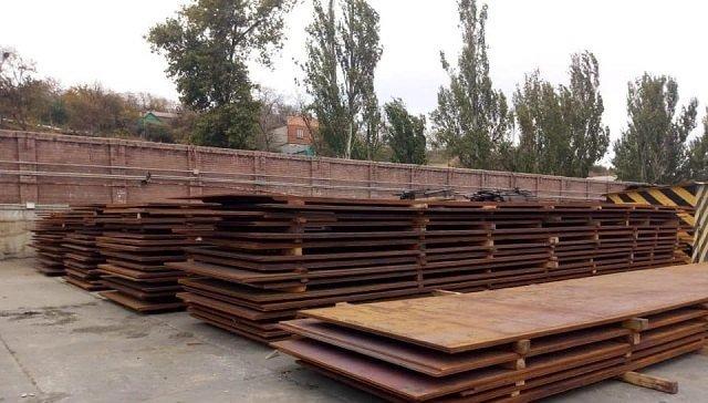 У Маріуполі заарештували 3000 тонн продукції захопленого бойовиками «ЛНР» меткомбінату
