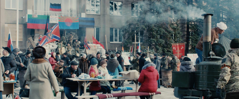 Рефлексії на тему вчорашніх псевдовиборів на контрольованому Росією «Донбасі» та однойменного фільму Сергія Лозниці.