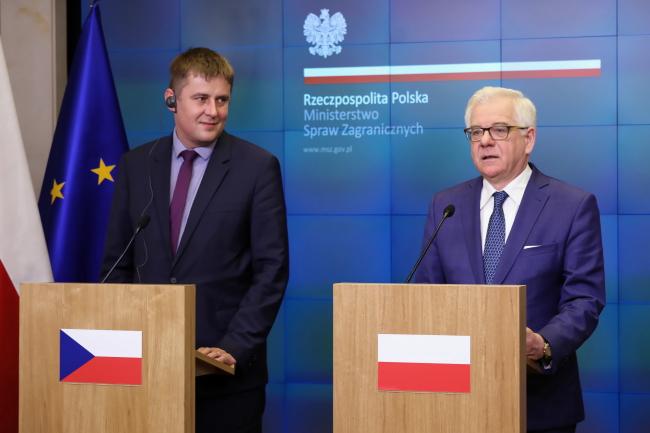 Глава МЗС Польщі: Важлива єдність Вишеградської групи