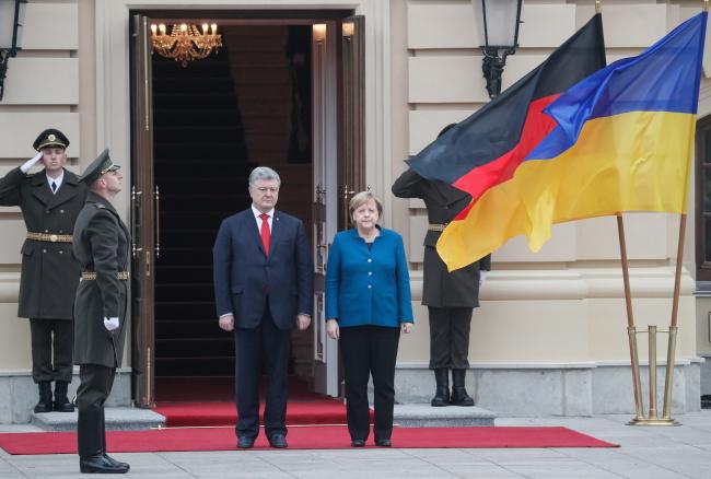Після Києва Анґела Меркель відвідає Варшаву