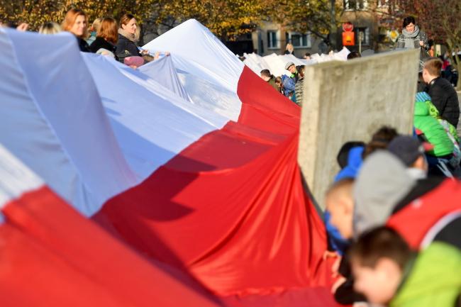 У понад 600 місцях у Польщі та за кордоном співатимуть «Мазурка Домбровського»