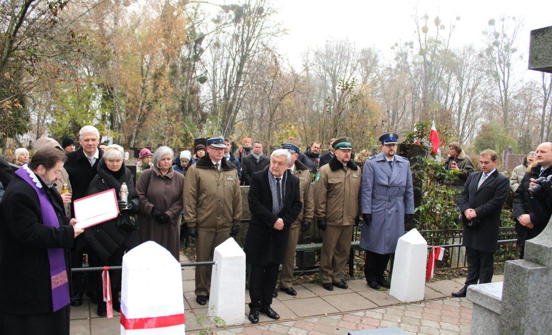 Вшанування 11 листопада на Байковому кладовищі в Києві та Меморіалі в Биківні з нагоди 100-річчя відновлення Незалежності Польщі