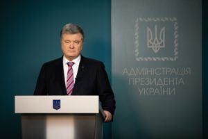 President signed Law on the termination of the treaty on friendship with Russia