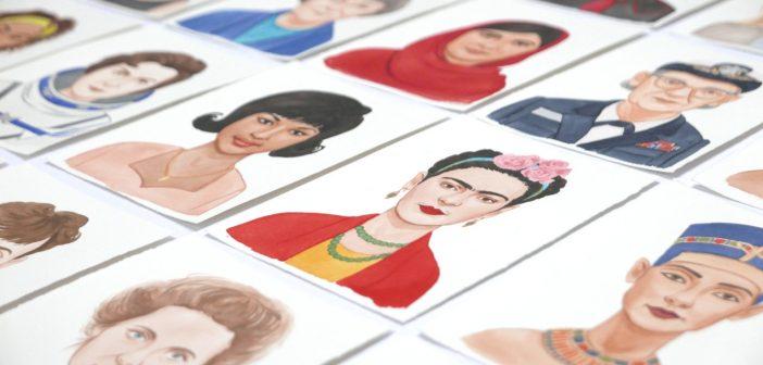 Польська дизайнерка створила гру про видатних жінок