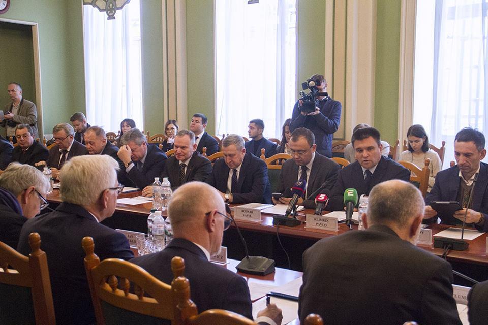 1 грудня 2018 року в Києві відбулась офіційна спільна зустріч обох частин Українсько-Польського форуму партнерства при Міністрах закордонних справ Польщі та України.