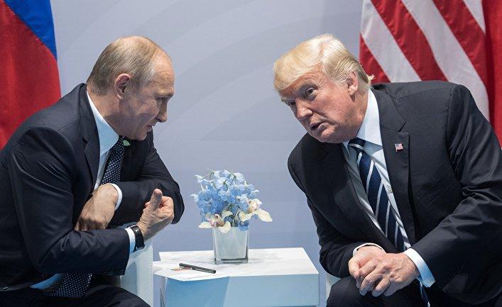 Заговор Трампа и Путина уже не предположение, а факт, – экс-заместитель Госсекретаря США