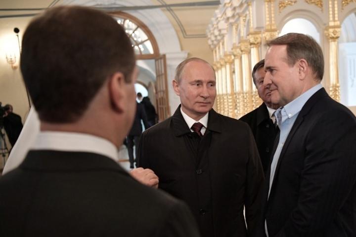 Ирина Луценко: Путин словами Медведчука сказал «хочу Донбасс»