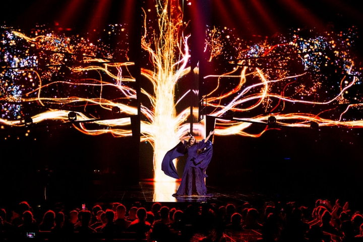 Украина ворвалась в топ-10 песен «Евровидения»