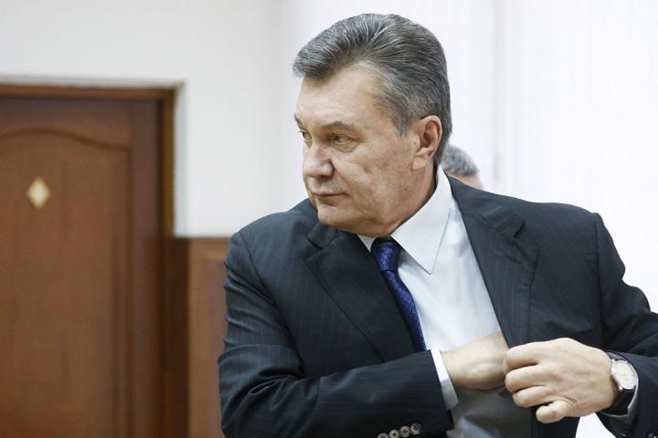 Януковича признали виновным в государственной измене и ведении войны