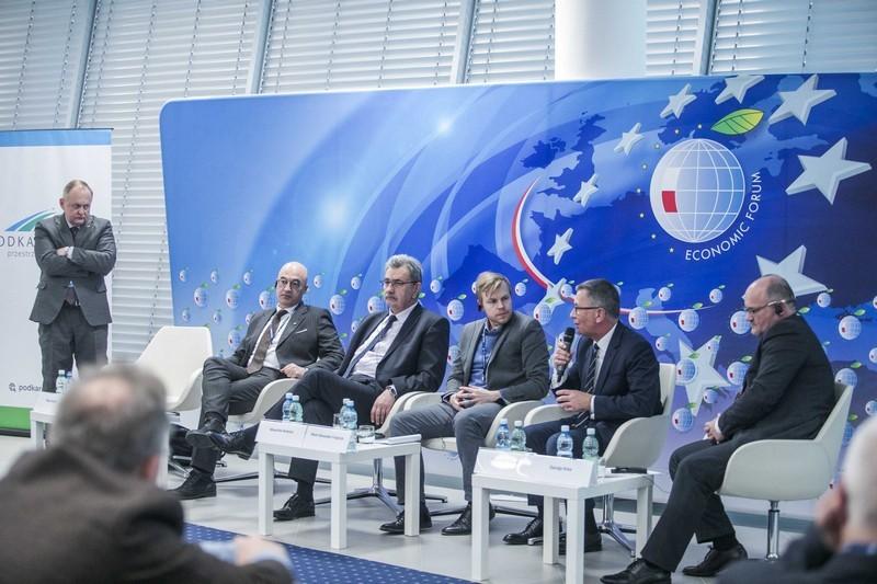 Про торгівлю на Форумі «Європа-Україна» в Жешуві