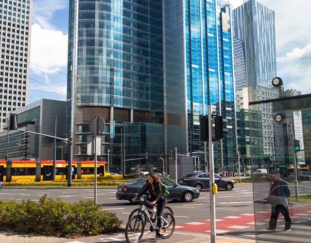 Вже втретє Варшава стає лідером серед польських міст майбутнього