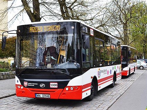 У Вроцлаві поговорять про вдосконалення автобусних маршрутів