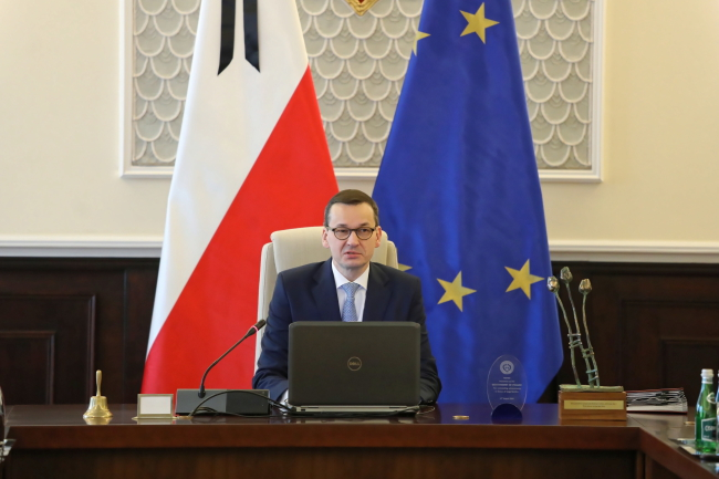 Прем'єр Польщі: Центральна Європа ліпше розуміє російську загрозу