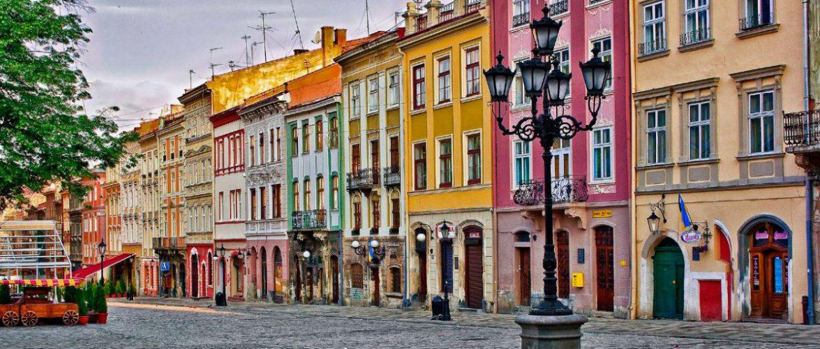 Львів подав заявку на почесне звання Європейської столиці культури у 2023 році
