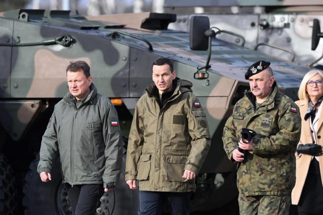 Матеуш Моравєцький про закупівлю системи «HIMARS»