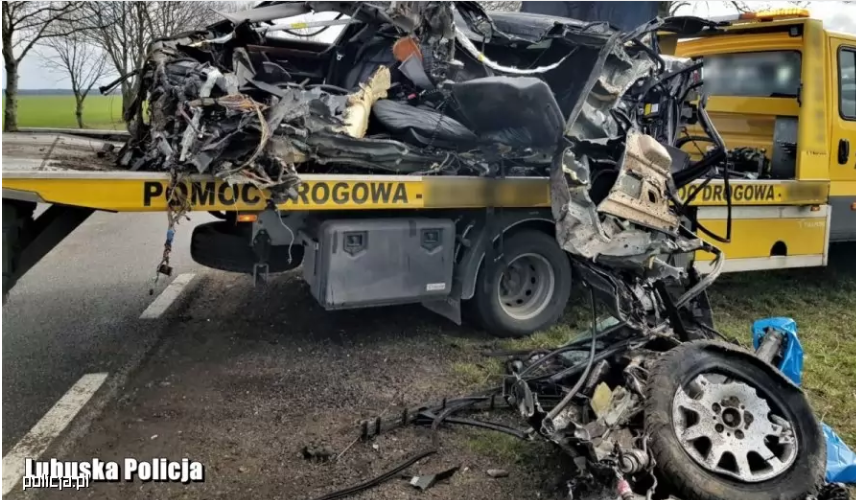 """Трагічна аварія на автостраді: """"Так виглядає неуважність на дорозі!"""" (фото)"""