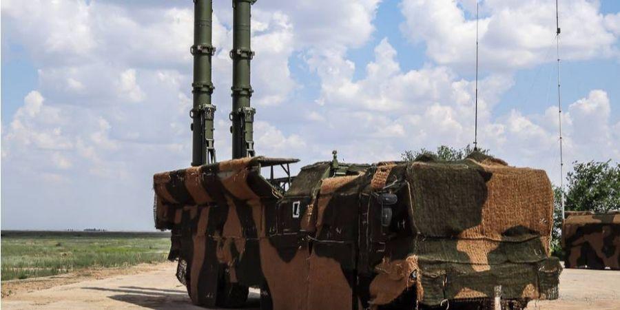 Россия планирует в Крыму масштабные военные учения с Искандерами и Бастионами
