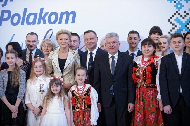 Підбито підсумки ІІІ Акції допомоги полякам на Сході