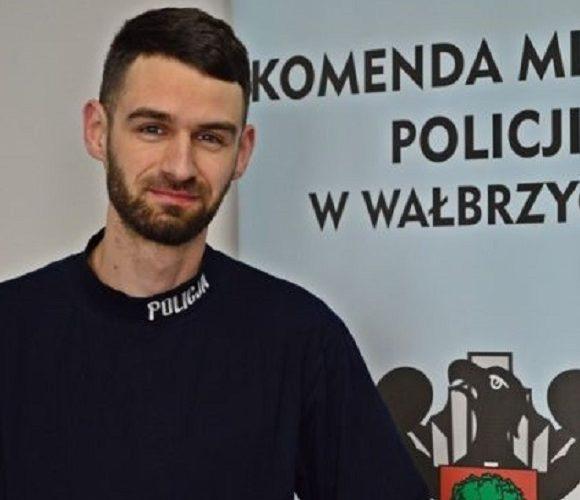 Поліціянт з Вальбжиху врятував від смерті двох чеських туристів