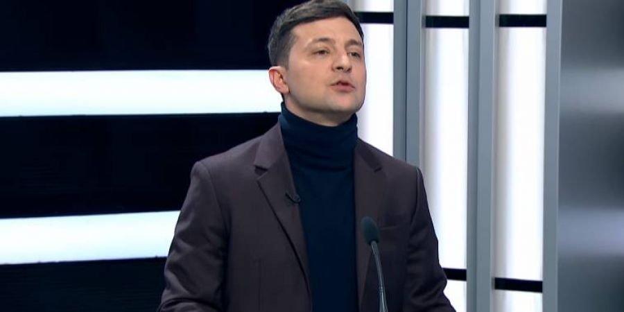 Зеленський розповів, чому не ходить на політичні ток-шоу
