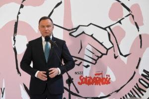 Президент Польщі відвідав конкурс «Роботодавець приязний працівникові»