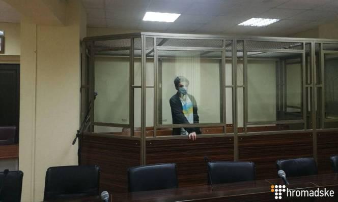 20-річного бранця Кремля Павла Гриба засудили до 6 років в'язниці