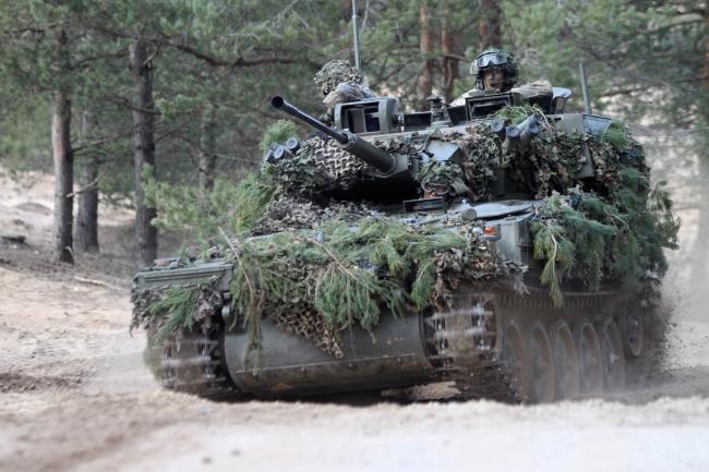 Країни Балтії святкують 15-річчя вступу в НАТО