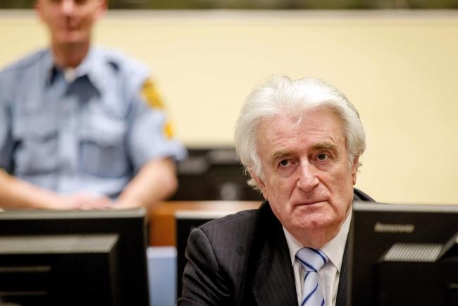 Апеляційний суд у Гаазі посилив покарання для Радована Караджича