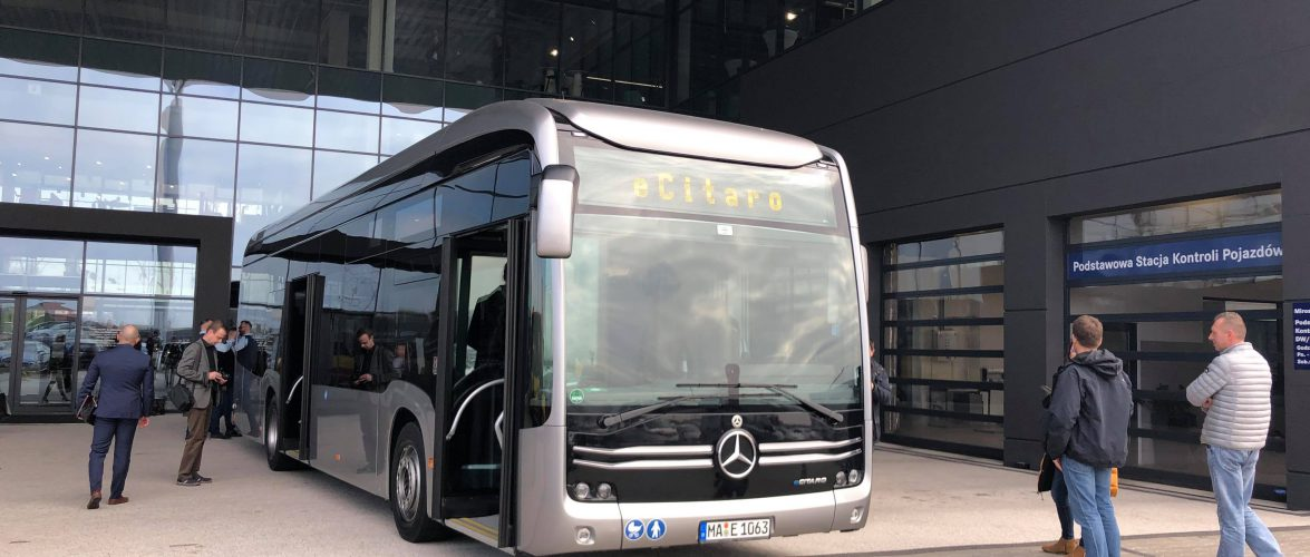MPK Wrocław підписало контракт з EvoBus Polska на покупку 50 автобусів Mercedes-Benz Citaro 2