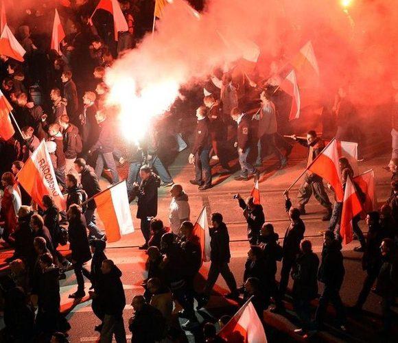 Сегодня вечером во Вроцлаве пройдет марш националистов
