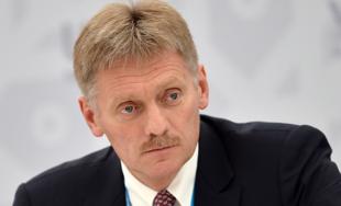 Кремль відмовився вітати Зеленського з перемогою на виборах президента в Україні