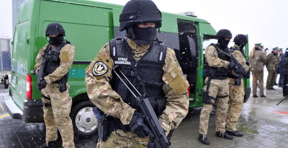 Польські прикордонники затримали 73 українців, що нелегально перебували на території Польщі