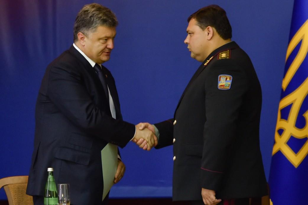 Заступник глави АП генерал-лейтенант Кондратюк, відповідальний за спецслужби, подав у відставку