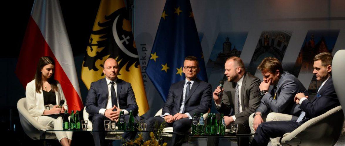У Вроцлаві відбувся ІV Нижньосілезецький конгрес органів місцевого самоврядування