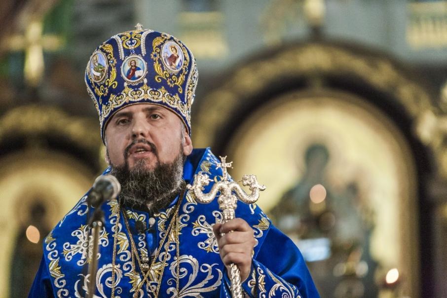 Митрополит Епіфаній: Якщо розділимося, агресор матиме можливість захопити Україну