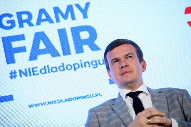 Міністр спорту Польщі очолив Всесвітнє антидопінгове агентство