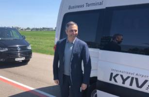 Портнов повернувся до України