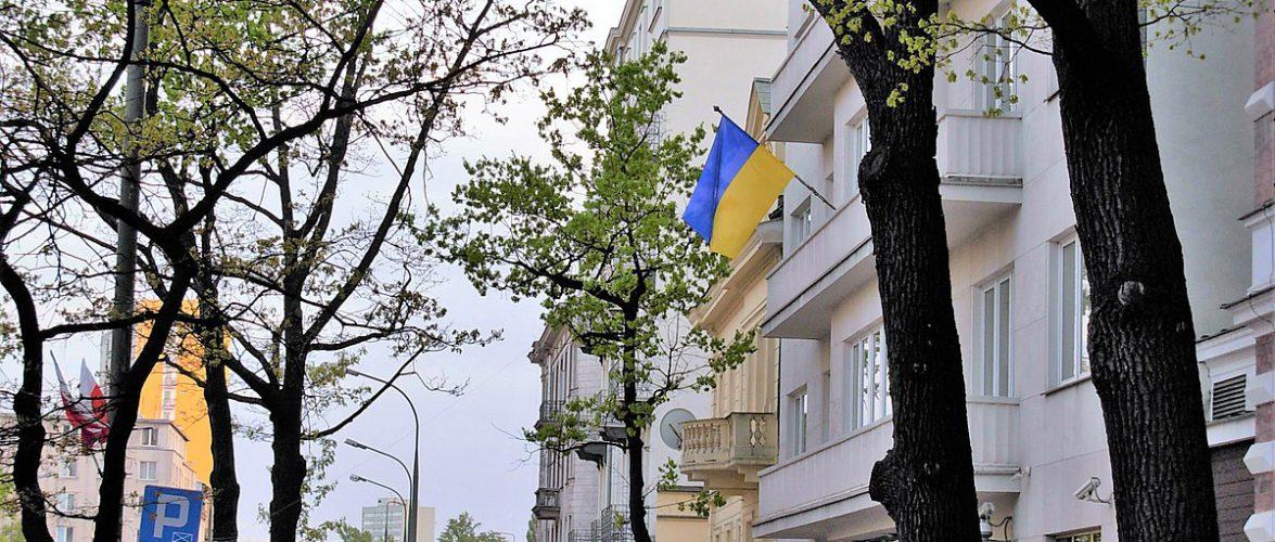 Сьогодні протест у Варшаві, прийди і ти! Українці протестують під Посольством України в Польщі
