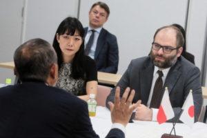 У Токіо обговорили співпрацю Польщі та Японії в сфері культури